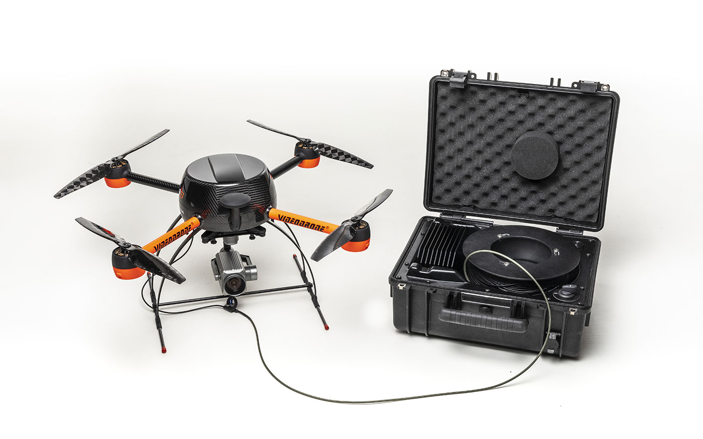 VideoDrone Elistair Safe-T